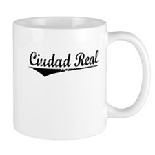Ciudad Real, Aged, Mug
