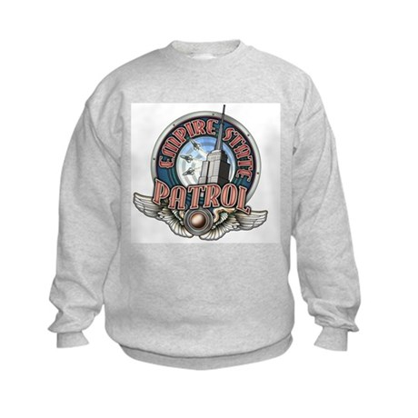 """Empire State Patrol"" Logo Kids Sweatshirt"