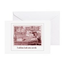 Library Greeting Cards (Pk of 10)