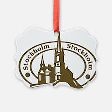 Stockholm Ornament