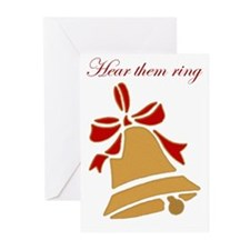 Hear them Ring Greeting Cards (Pk of 10)