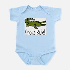 Crocs Rule! Infant Creeper