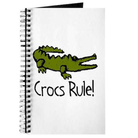 Crocs Rule! Journal