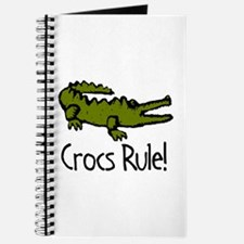Crocs Rule! Journal