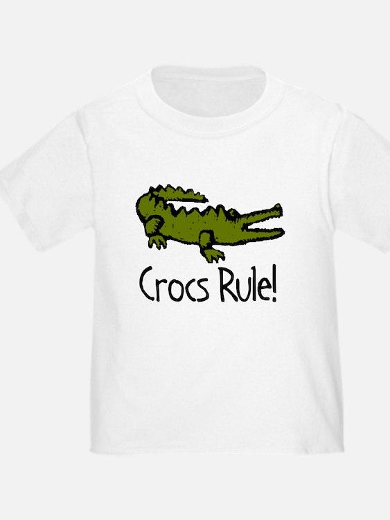 Crocs Rule! T