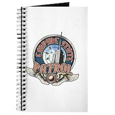 """Empire State Patrol"" Logo Journal"