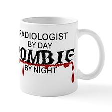 Radiologist Zombie Mug