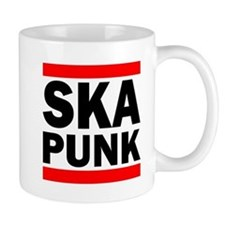 Red Black SKA PUNK Mug