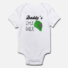 Daddy's Goalie for Boys Infant Creeper