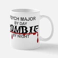 Psych Major Zombie Mug