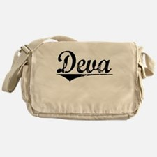 Deva, Aged, Messenger Bag