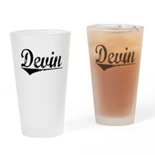 Devin, Aged, Drinking Glass