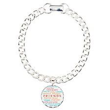 Friends TV Show Bracelet