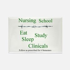 EAT SLEEP CLNICALS STUDY Magnets