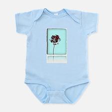 COFFEE AZALEA Infant Bodysuit