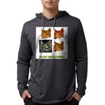 cats-on-catnip.tif Mens Hooded Shirt
