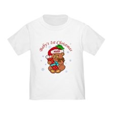 Baby's 1st Christmas T