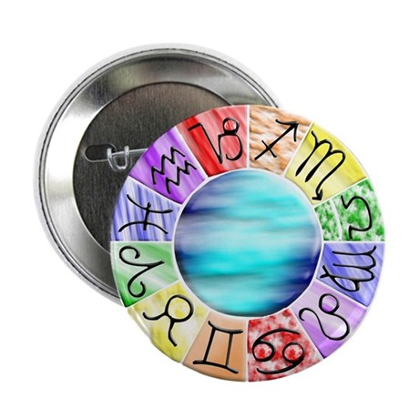 "Zodiac 2.25"" Button (100 pack)"