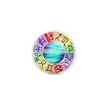 Zodiac Mini Button (10 pack)