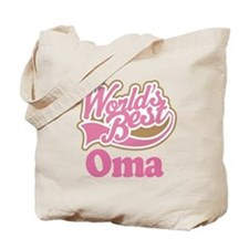 Cute Oma Gift Tote Bag