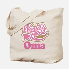 Cute Oma Gift Tote Bag