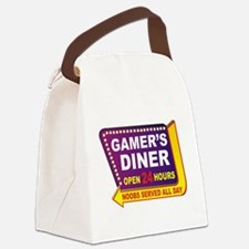 Gamer's Canvas Lunch Bag