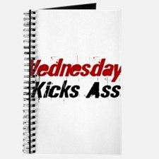 Wednesday Kicks Ass Journal