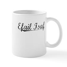 Efail Isaf, Aged, Mug