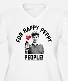 Lucy Happy Peppy T-Shirt