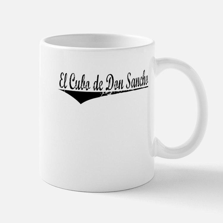 El Cubo de Don Sancho, Aged, Mug