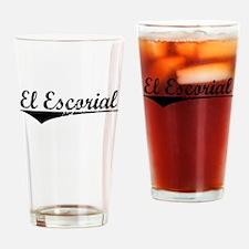 El Escorial, Aged, Drinking Glass