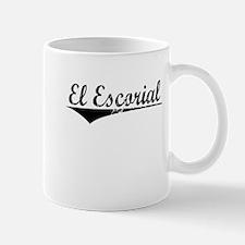 El Escorial, Aged, Mug