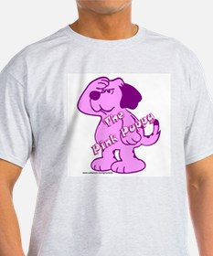 The Pink Puppy Ash Grey T-Shirt