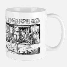 Want Flies With That? Mug