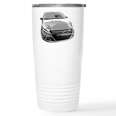 Dart Stainless Steel Travel Mug