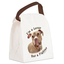 I'm a Lover Canvas Lunch Bag