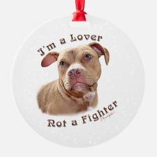 I'm a Lover Ornament
