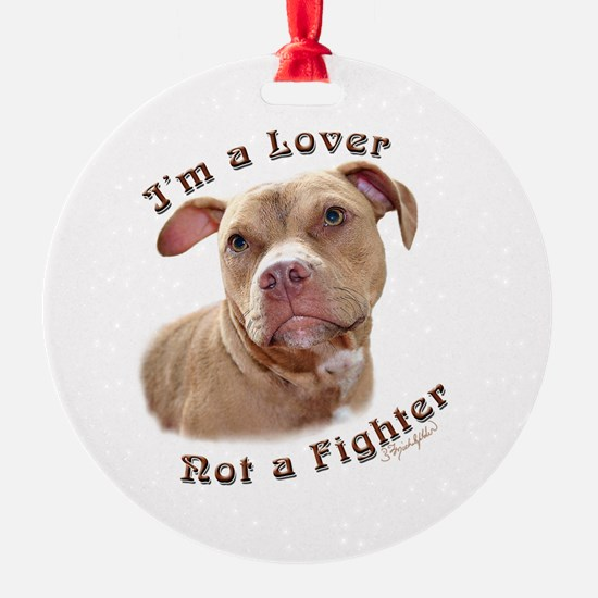 I'm a Lover Ornament