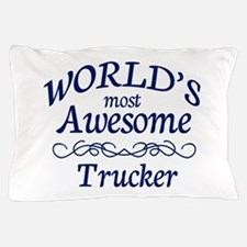 Trucker Pillow Case