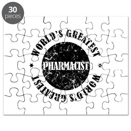 World's Greatest Pharmacist Puzzle