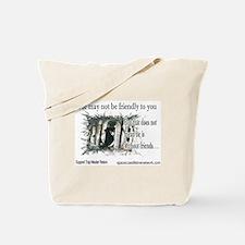 Feral Friend Tote Bag
