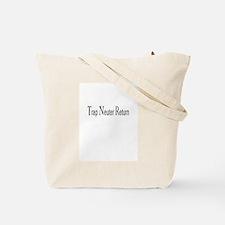 Feral Friend non affiliated Tote Bag