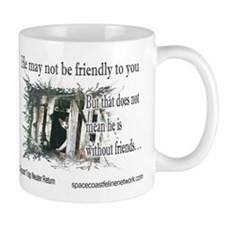 Feral Friend Mug
