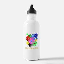 Worlds Best Mom Water Bottle