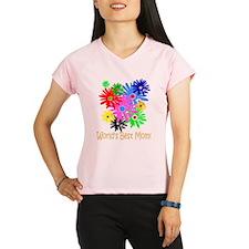 Worlds Best Mom Performance Dry T-Shirt