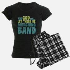 Let There Be Marching Band Pajamas