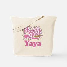 Cute Yaya Tote Bag