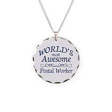 Postal Worker Necklace