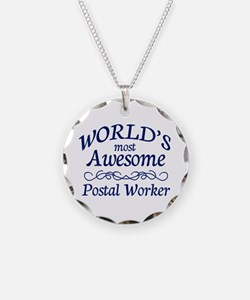 Postal Worker Necklace
