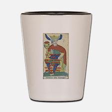 If Thou Art A Man - Seneca The Younger Shot Glass